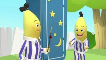 کارتون Bananas in Pyjamas Official