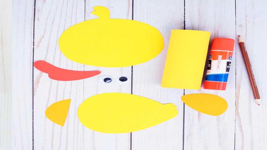 اردک مقوایی2
