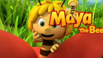 مجموعه کارتون maya the bee